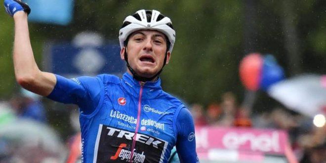 Il Giro degli italiani: Ciccone e la Androni superlativi