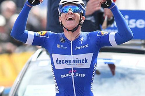 Vuelta a San Juan 2020, Evenepoel vince la crono davanti a Ganna