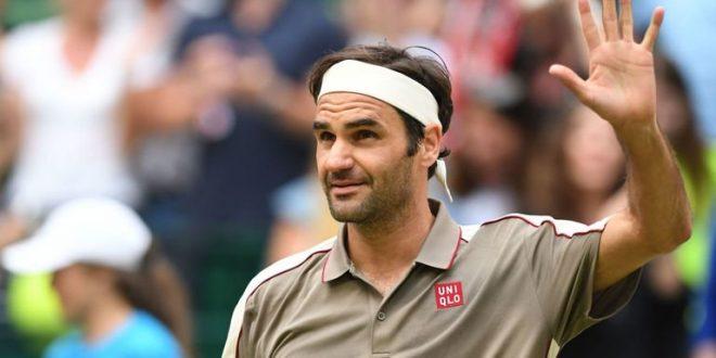 Federer, decimo titolo ad Halle e 102° in carriera
