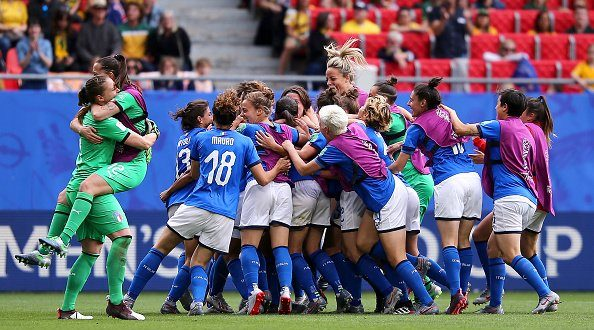 Mondiali calcio donne 2019, incredibile Italia: battuta l'Australia all'esordio al 95°