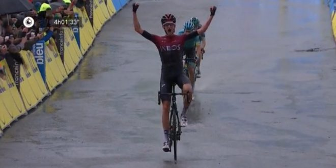 Giro del Delfinato 2019, acuto di Poels a Pipay. Fuglsang nuovo leader