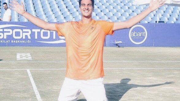 Italtennis di nuovo vincente sull'erba: Sonego vince l'ATP di Antalya