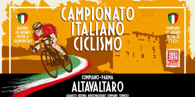 Campionati Italiani ciclismo 2019: il percorso (gare in linea e a cronometro) e la guida tv