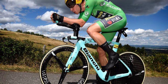 Giro del Delfinato 2019, super crono di Van Aert. Ritiro Froome