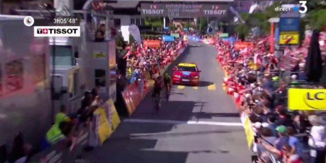Fuglsang vince il Giro del Delfinato 2019, ultima tappa a Van Baarle