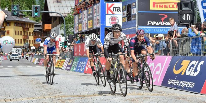 Giro d'Italia U23 2019, secondo successo azzurro: Venchiarutti primo a Falcade