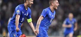 Nazionale, ancora un successo per l'Italia: battuta la Bosnia in rimonta
