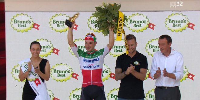 Giro di Svizzera 2019, di nuovo Viviani!