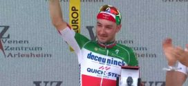 Giro di Svizzera 2019, il ritorno di Viviani. Thomas cade e si ritira