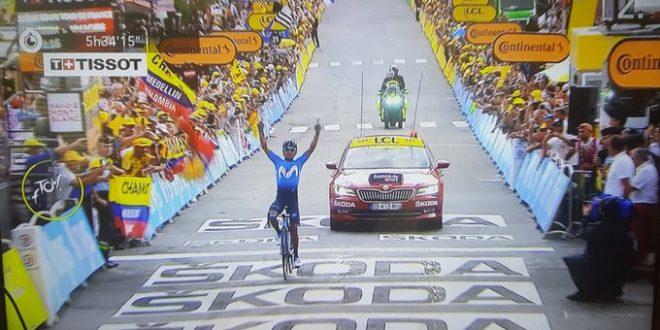 Tour de France 2019, Quintana trionfa a Valloire. Bernal riapre i giochi