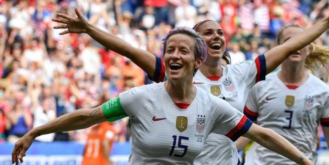 Mondiali calcio donne 2019, Stati Uniti tetracampioni!