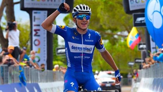 Volta ao Algarve 2020, trionfo finale di Evenepoel