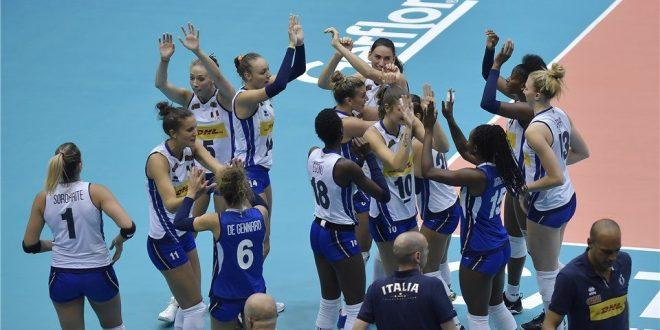 Volley, Europei donne 2019: Italia ai quarti, ora la Russia