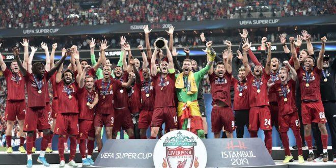 Supercoppa Europea 2019 al Liverpool: trionfo ai rigori contro il Chelsea