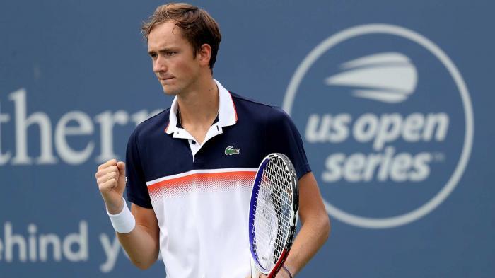 Masters 1000 Cincinnati, prima volta per Medvedev