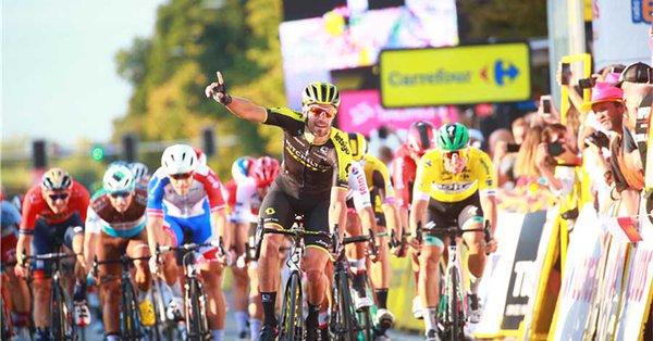 Giro di Polonia 2019, a sorpresa spunta Mezgec