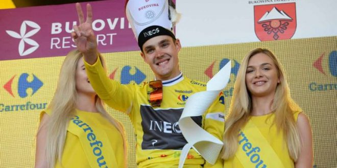 Sivakov vince il Giro di Polonia 2019, ultima tappa a Mohoric