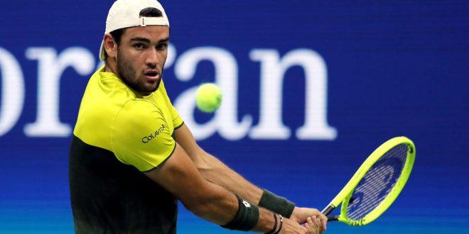 US Open 2019: Berrettini fuori con onore, troppo forte Nadal