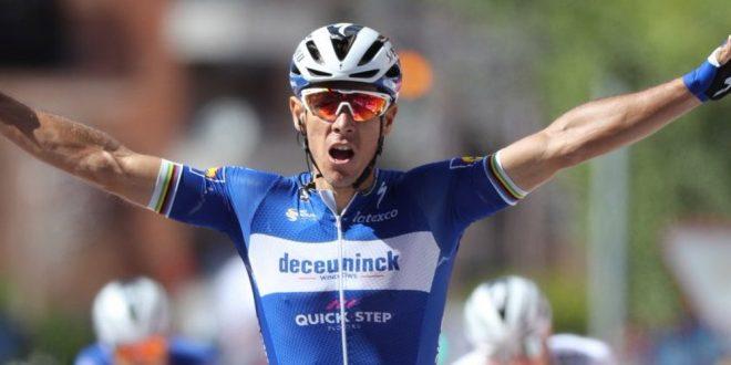Vuelta a Espana 2019, bis di Gilbert. Quintana secondo nella generale