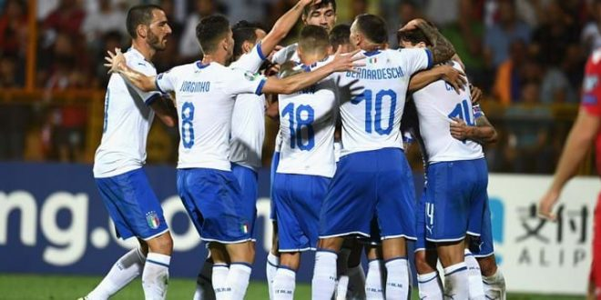Nazionale, azzurri vittoriosi in Armenia: prosegue la corsa verso Euro 2020