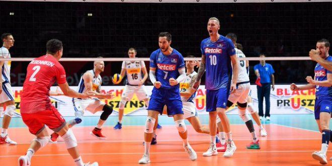Eurovolley 2019, Italia annichilita: Francia in semifinale