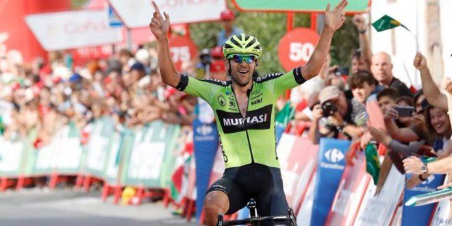 Vuelta a Espana 2019, arriva la fuga: Iturria davanti a tutti