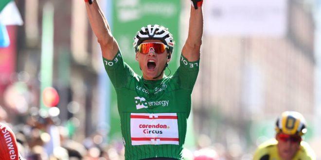 Tour of Britain 2019, trionfo finale di Van Der Poel. Secondo Trentin