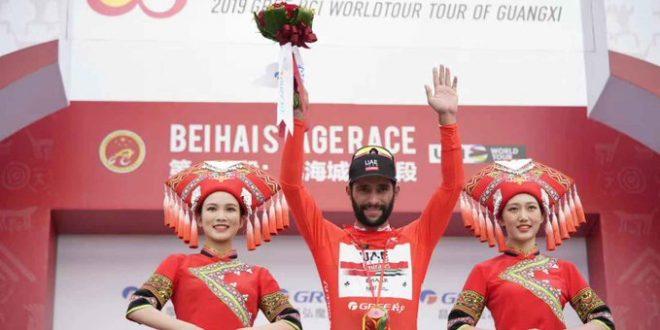 Tour of Guangxi 2019, prima tappa a Gaviria