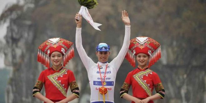 Tour of Guangxi 2019 a Mas, ultima tappa ad Ackermann