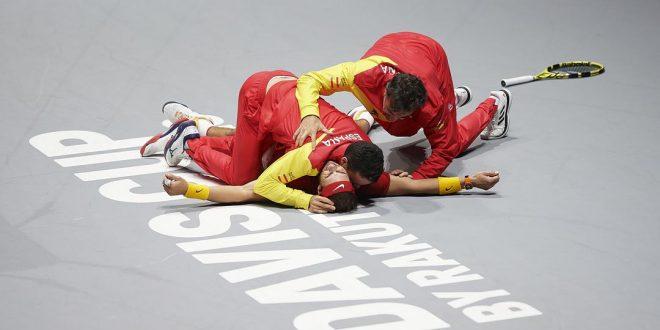 Coppa Davis 2019, trionfo della Spagna in casa