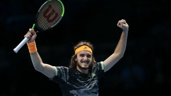 ATP Finals 2019, Tsitsipas 'Maestro' a 21 anni