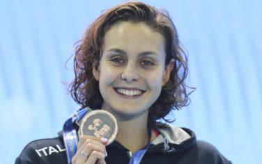 Nuoto, Europei 2019: Carraro d'oro, argento per Pellegrini, bronzo Scozzoli