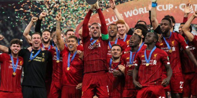 FIFA World Cup 2019, Liverpool campione del mondo