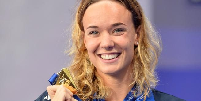 Nuoto, Europei 2019: doppio oro azzurro con Panziera-Paltrinieri