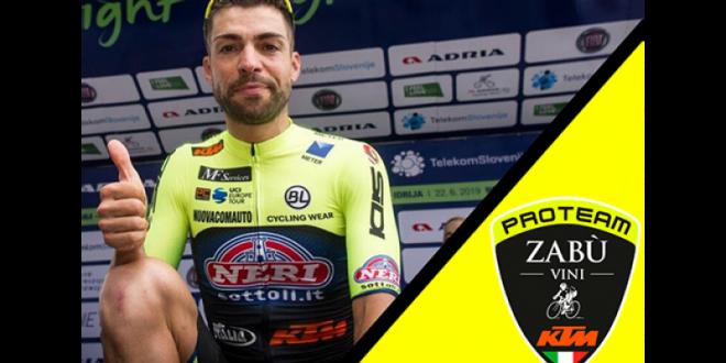 Vini Zabù KTM, ecco il nuovo team di Citracca e Scinto