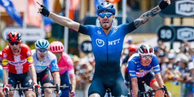 Tour Down Under 2020, c'è l'acuto italiano: primo Nizzolo