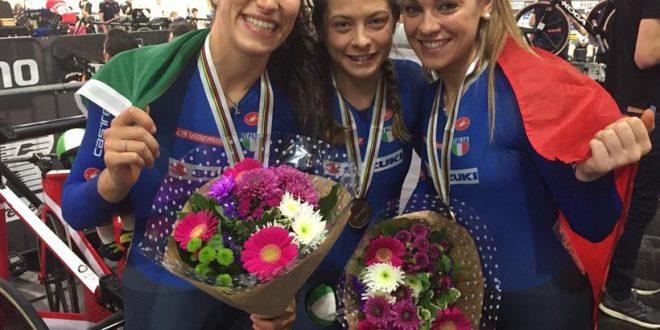 Mondiali pista 2020, doppio bronzo Italia. Delude Viviani