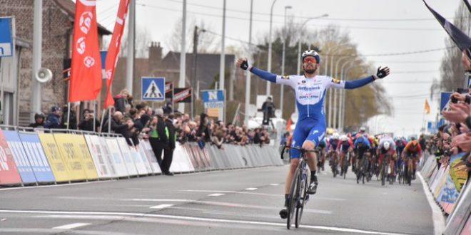 Kuurne-Bruxelles-Kuurne 2020, vince Asgreen su Nizzolo. Moscon squalificato