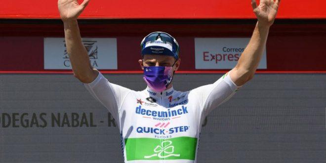 Vuelta a Burgos 2020, Bennett vincente nella quarta tappa