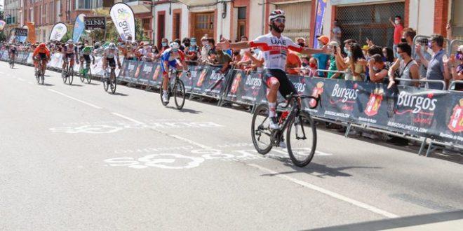 Vuelta a Burgos 2020, Gaviria torna al successo