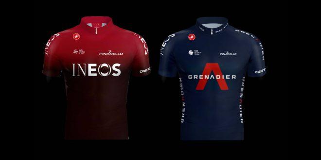 Ineos diventa Grenadier al Tour de France 2020