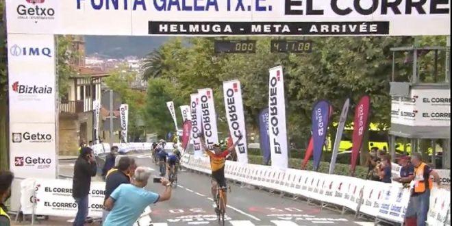 Colbrelli vince in Occitania, Caruso a Getxo
