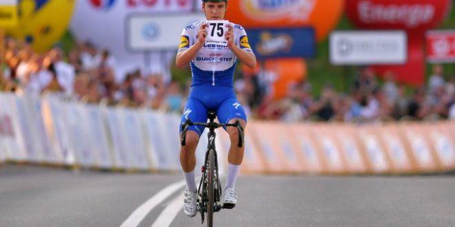 Evenepoel, colpo da maestro ed ipoteca sul Giro di Polonia 2020