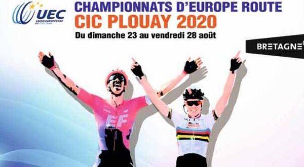 Campionati Europei Plouay 2020, le startlist e i favoriti delle gare élite