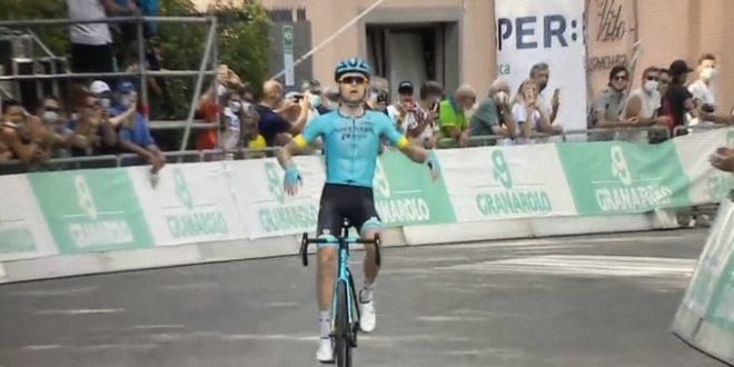 Vlasov conquista il Giro dell'Emilia 2020