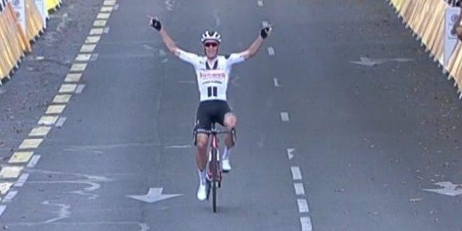 Tour de France 2020, Andersen beffa il gruppo
