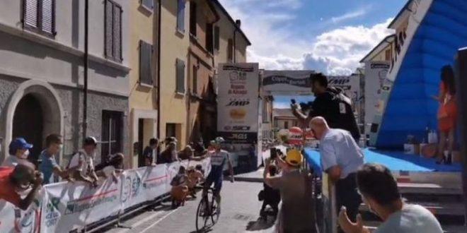 Coppi e Bartali 2020, Bagioli si impone a Sogliano sul Rubicone