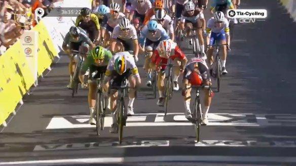 Tour de France 2020, è la volta di Bennett