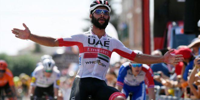 Giro della Toscana 2020, Gaviria non fallisce!
