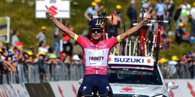 Giro d'Italia Under 23 2020, trionfo finale di Tom Pidcock